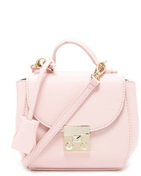 Forever 21 Faux Leather Mini Crossbody
