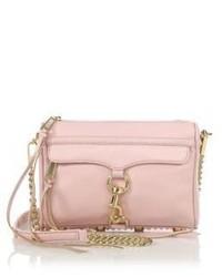 Rebecca Minkoff Mini Mac Convertible Leather Crossbody Bag