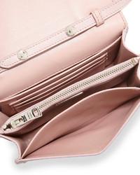 Prada Saffiano Lux Crossbody Bag Light Pink | Where to buy \u0026amp; how ...