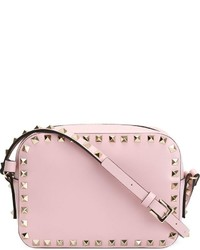 Rockstud shoulder bag medium 400757