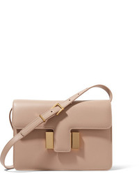 Tom Ford Sienna Small Leather Shoulder Bag Baby Pink