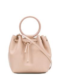 Theory Wax Cord Hoop Shoulder Bag