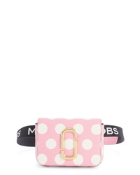 Marc Jacobs Dot Convertible Leather Belt Bag