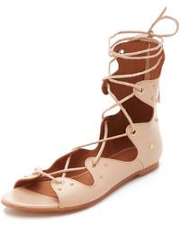 Xiri lace up gladiator sandals medium 528947
