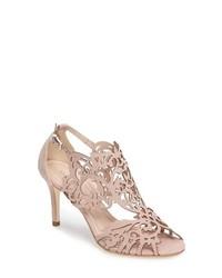 Marcela 3 laser cutout sandal medium 8854355