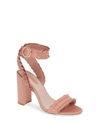 Topshop Ruby Ruffle Sandal