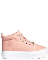 H&M Platform High Tops