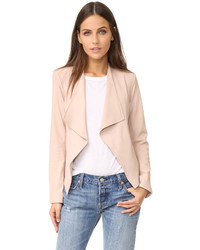 Oakwood Leather Jacket Pink | Where to buy &amp how to wear