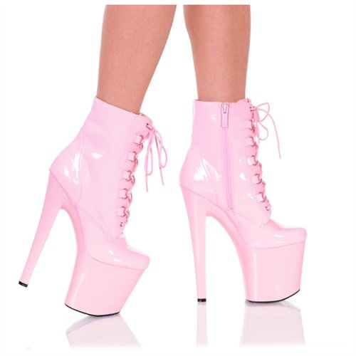 Pink Ankle Boots uk Ankle Boots Pink Leather
