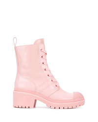 Marc Jacobs Bristo Lace Up Combat Boots
