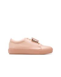Acne Studios Adriana Turn Up Sneakers