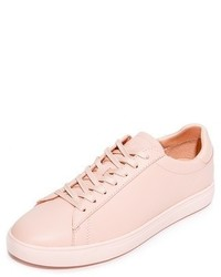 Clae Cl Bradley Leather Sneakers