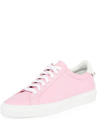 Givenchy Devon Leather Low Top Sneaker
