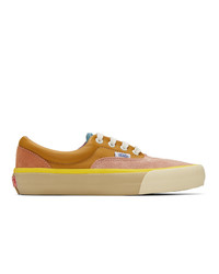 Vans Pink And Multicolor Era Vlt Lx Sneakers