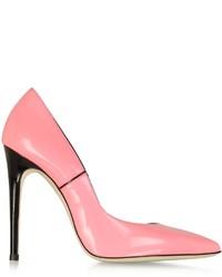 Loriblu Pink Patent Leather Pump