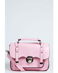 Boohoo Joanna Small Cross Body Satchel Bag