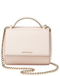 Givenchy Small Leather Satchel