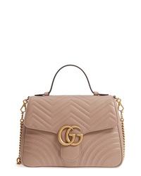 Gucci Medium Gg Marmont 20 Matelasse Leather Bag