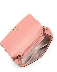 9dd5708c2657 ... MICHAEL Michael Kors Michl Michl Kors Ava Extra Small Saffiano Leather  Satchel Bag Pale Pink