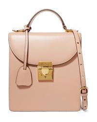 MARK CROSS Uptown Leather Shoulder Bag