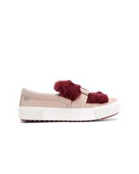 Karl Lagerfeld Slip On Sneakers