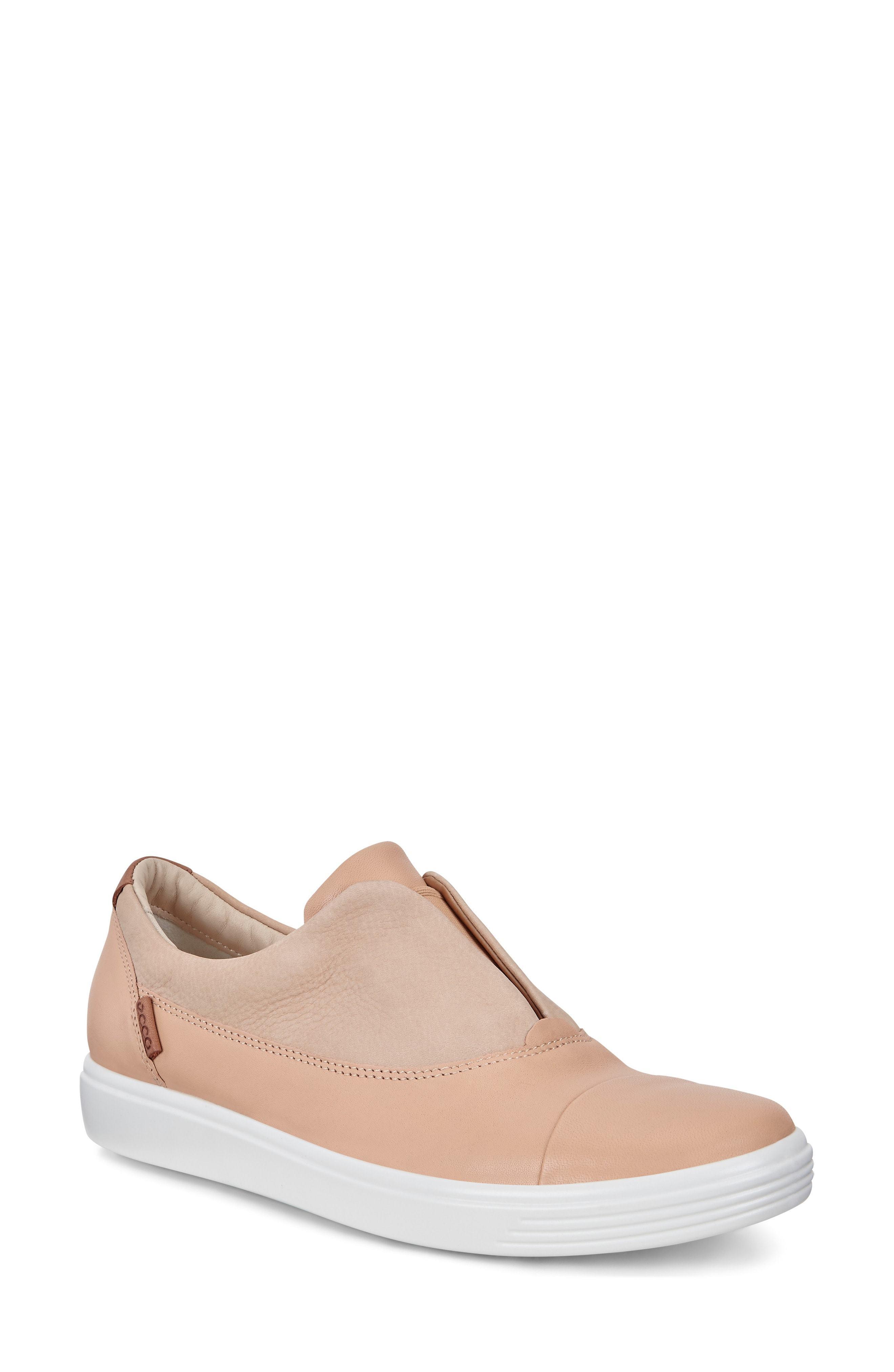 c2dc77a6c Ecco Soft 7 Ii Slip On Sneaker, $149   Nordstrom   Lookastic.com