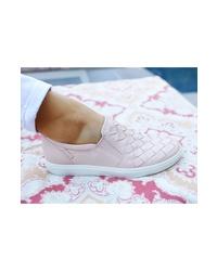 Ecco Soft 7 Woven Slip On Sneaker, $63