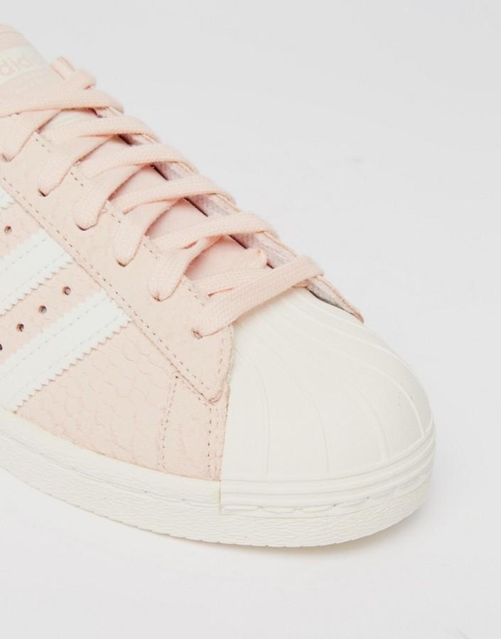 Originals Blush Pink Superstar 80s Sneakers