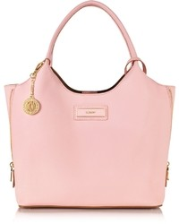 DKNY Bryant Park Saffiano Leather Zip Tote