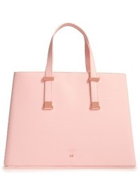 Ted Baker London Alissaa Leather Tote Purple