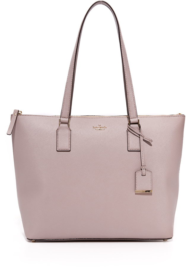 63c0d0ff2d7f ... Leather Tote Bags Kate Spade New York Cameron Street Lucie Tote ...