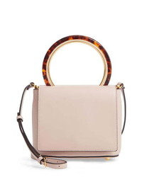 Marni Ring Handle Leather Bag