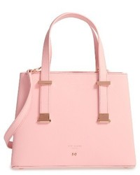 Ted Baker London Lexia Leather Tote Black