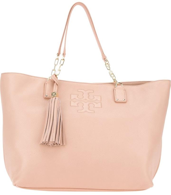 27bea6ec6e9 ... Bags Tory Burch Thea Shopper Tote