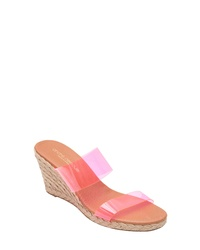Andre Assous Anfisa Espadrille Wedge