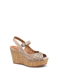 Trask Pattie Wedge Sandal