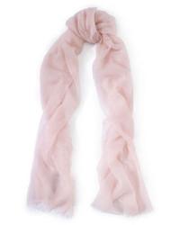 Pink Lightweight Scarf