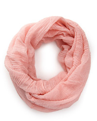 Forever 21 Crepe Woven Infinity Scarf