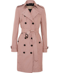 The sandringham shell trench coat antique rose medium 3753976
