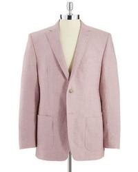 Linen blazer medium 320431