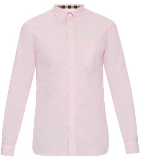 d729edfa598c Burberry Brit Reagan Button Cuff Cotton Shirt   Where to buy   how ...