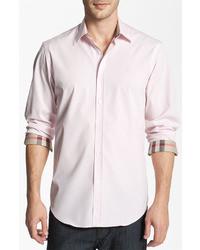 Burberry Brit Regular Fit Brit Poplin Sport Shirt