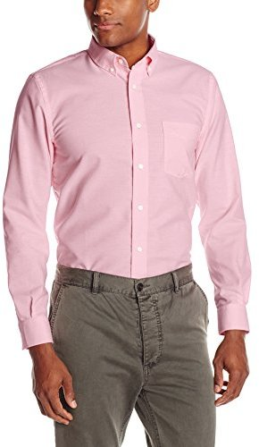 Dockers long sleeve oxford button down shirt where to for Where to buy button down shirts