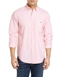 Vineyard Vines End On End Tucker Classic Fit Sport Shirt