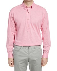 Alton Lane Harris Tailored Fit Popover Shirt