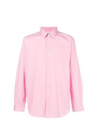 Comme Des Garçons Shirt Boys Long Sleeve Fitted Shirt