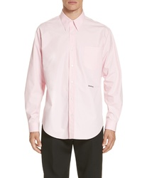 Calvin Klein 205W39nyc Long Sleeve Poplin Shirt