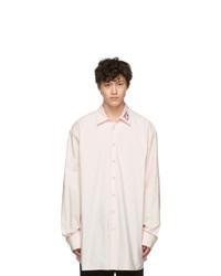 Raf Simons Pink Illusion Big Fit Shirt