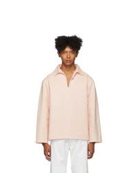 Jacquemus Pink Le Marin Shirt