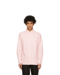 Tom Ford Pink Oxford Leisure Shirt